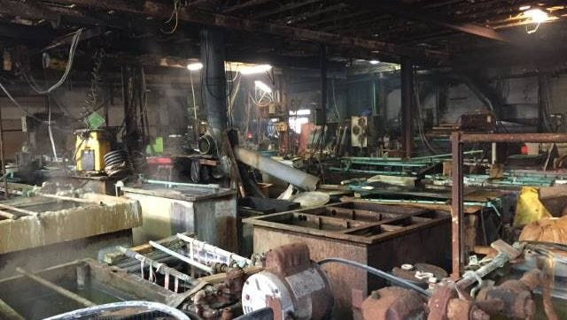 Industrial Cleanup & Restoration Services