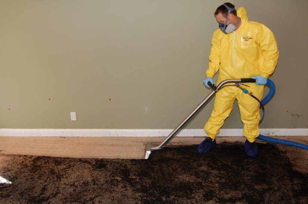 Sewage Cleanup & Removal