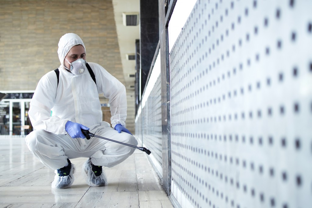 Biohazard Cleanup & Disinfection Services