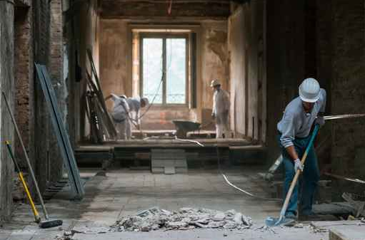 Commercial Restoration & Cleanup Services